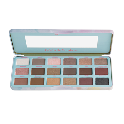 Marry Me - Paleta de Sombras